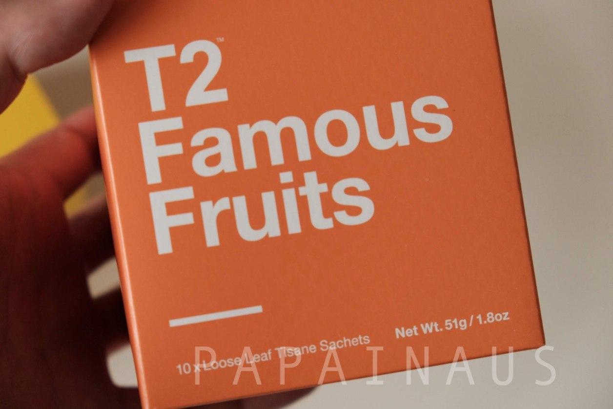T2 Famous Fruits