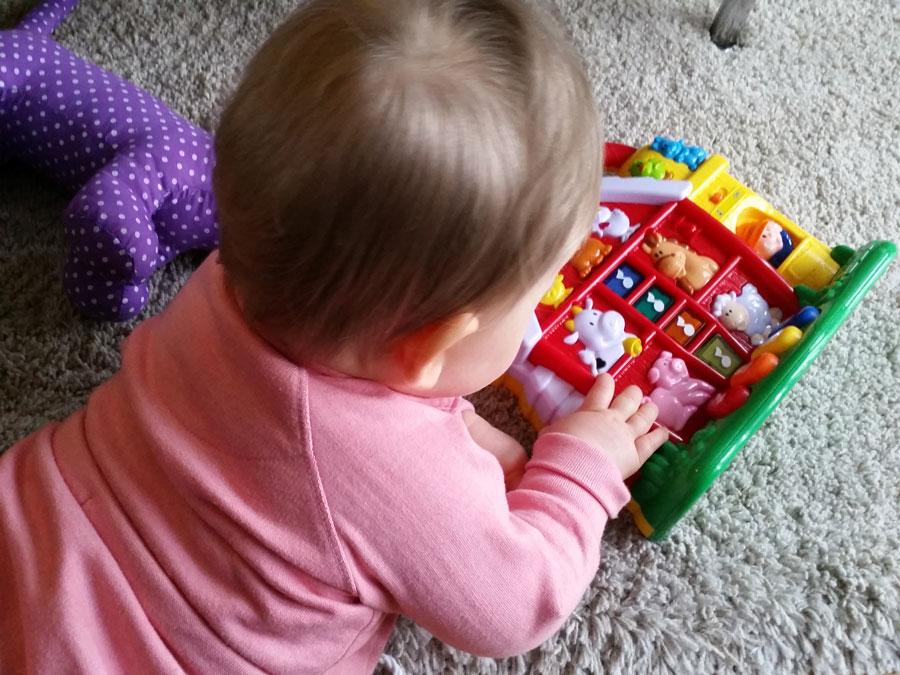 Het favoriete speelgoed van het moment | 16 maanden – PAPA