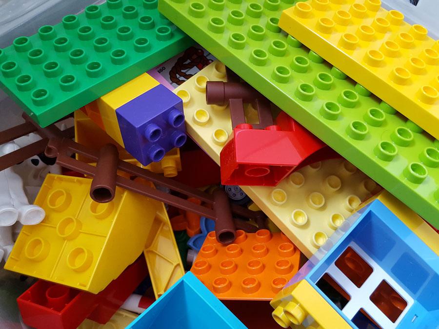 Lego-Duplo