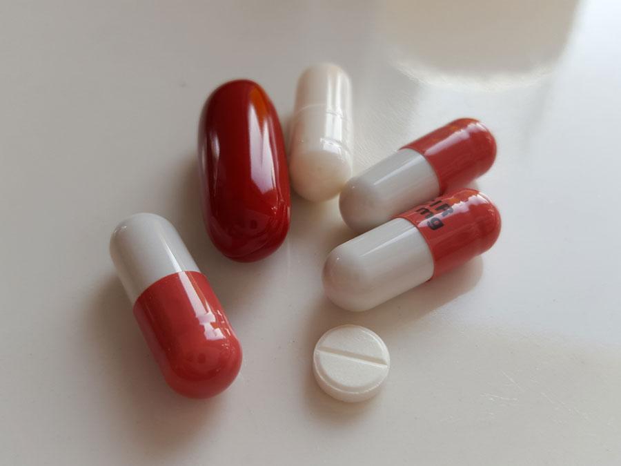 Pillen-Medicijnen