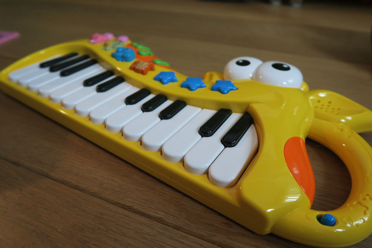 Action-Piano