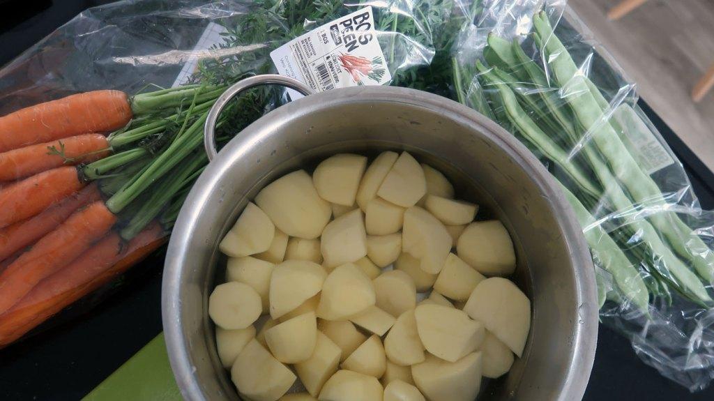 ingrediënten ovenschotel aardappel