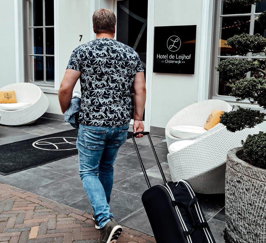 Hotelovernachting corona tijd Leijhof Oisterwijk