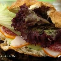 Sandwich de vacanţă...