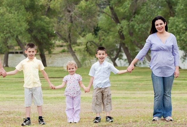 Familienväter sind im Alltag nicht so wichtig