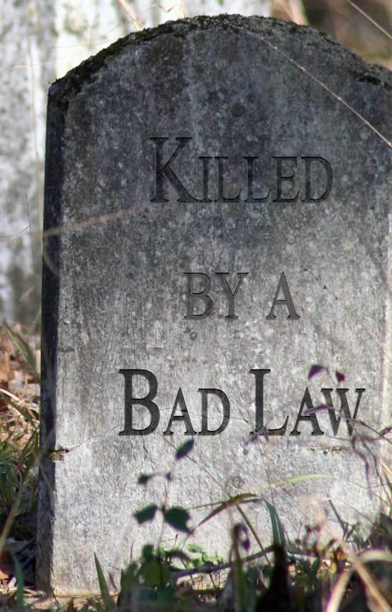 Schlechte Gesetze töten. Gerade in der Familiengerichtsbarkeit