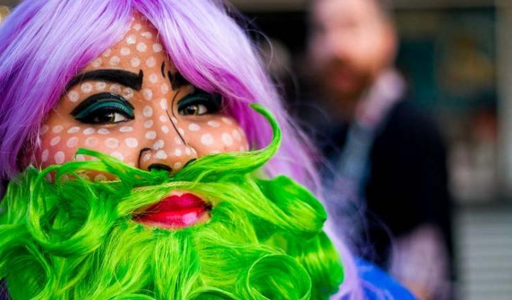 Gendering der Frau mit Bart