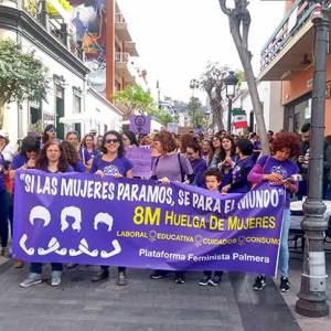 Feministas - Streik der Frauen