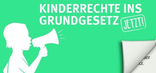 Kinderrechte ins Grundgesetz