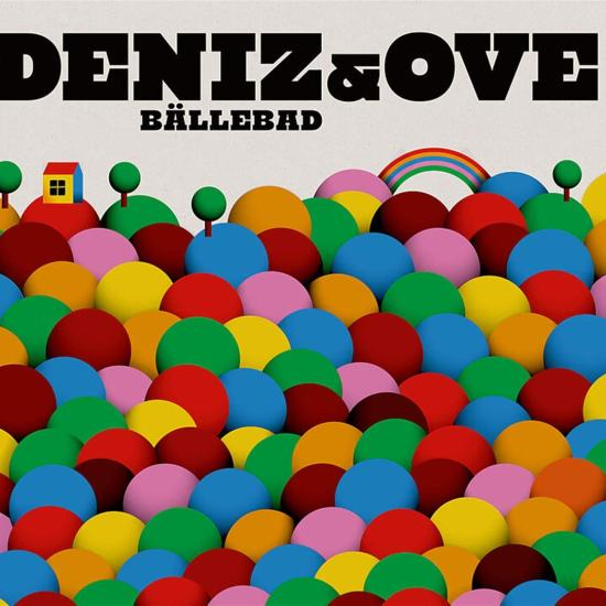 CD-Cover: Musik-Tipp: Deniz & Ove - Bällebad