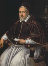Pope Clement VIII Papal Artifacts