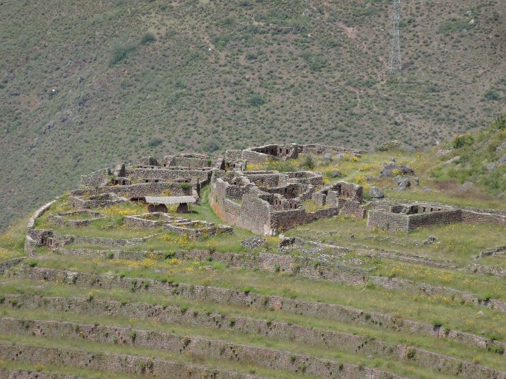 The Sacred Valley of the Incas (1/6)