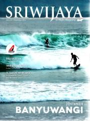 Cover SRIWIJAYA In-Flight Magazine Edisi November 2014