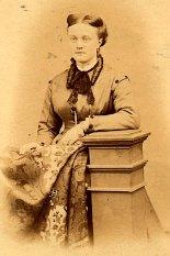 """Stéphanie LETELLIER (x 5) 1845-1902 """"Le Dé d'Argent"""""""