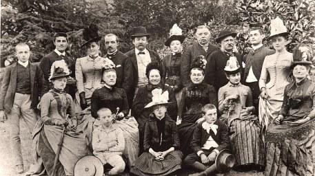 # 1885 - Famille Charles LANDRIEU (5) - Propriété LETELLIER à La Remuée, près de Tancarville