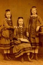 # 1877 - Famille Émile LANDRIEU (2) à Caours L'Heure