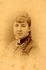 1894 - Jeanne LANDRIEU (25) à 17 ans