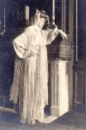 1906 - Renée BATAILLE dite Ninette (521) à Bucarest