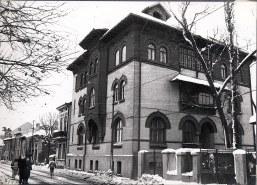 Maison GHIKA à Bucarest, construite par Nicolas Ghika