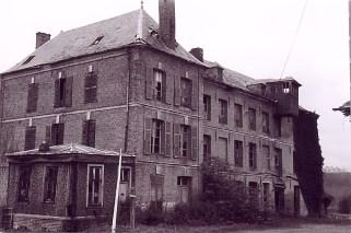 Moulin de l'Heure, propriété d'Émile LANDRIEU (2) - (photo du 24/10/1967)