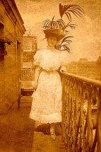 1904 - Ninette (521) chez Thérèse LANDRIEU (55)
