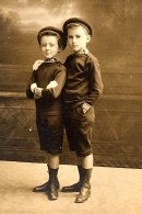 # 1914 - Stephan et Jean GHIKA (523 + 522)