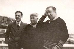 1934 - Au Havre - René LANDRIEU (444), Louise LANDRIEU (41), Mathilde LANDRIEU-PORCHER (23)