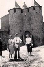 1937 - Philippe LANDRIEU (261) et son épouse Laure MATHIEU