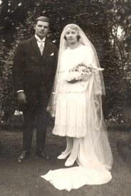 1926 - Mariage de Denis LANDRIEU (173) et de Gisèle POYER