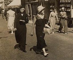 1938 -Hélène (x 17) et Andrée (174) LANDRIEU