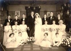 16 Avril 1947 : Mariage de Jacqueline LANDRIEU (1731)