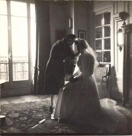 1950 - Mariage de Françoise PADIEU (1721) et de Jean-Marc SNYERS