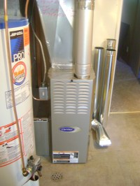 Carrier Furnace Install | Papa's Family Blog