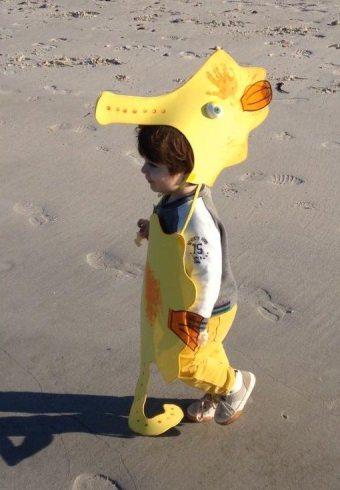 Disfraz Caballito de Mar 2