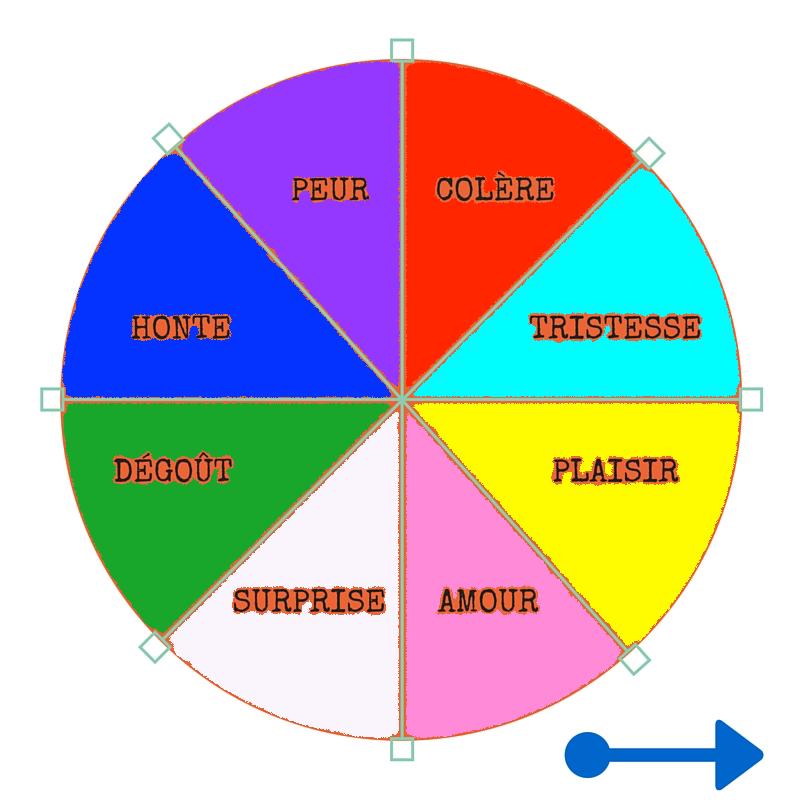 roue émotion