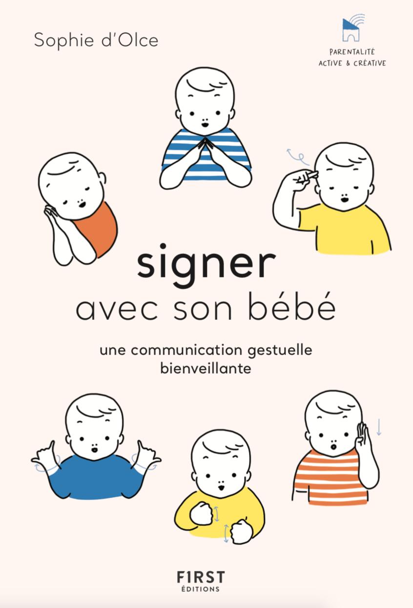 20 signes pour communiquer avec bébé (téléchargement gratuit)