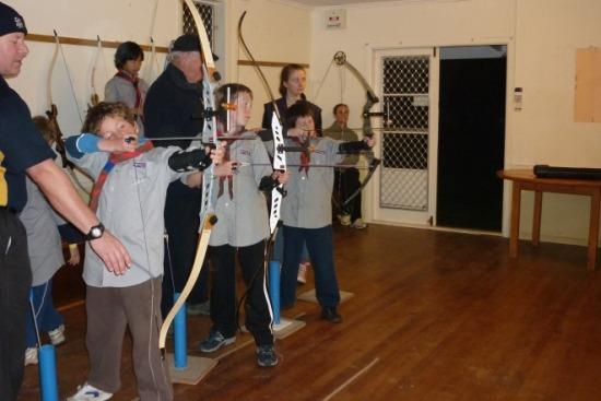 Newlands Scouts Wellington