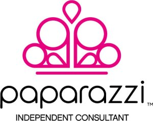 Paparazzi Accessories logo - white background