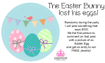 Easter Bunny Lost his Egg - Paparazzi jewelry party game
