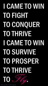 I came to win quote | Paparazzi team inspiration