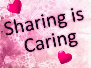 Sharing is Caring image