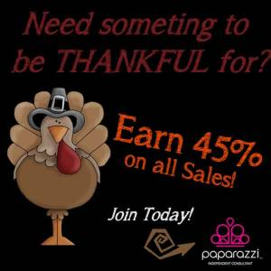 Something to be thankful For | Join Paparazzi jewelry