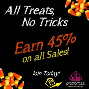 All treats no tricks | Join Paparazzi Accessories