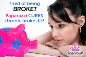 Paparazzi cures broke-itis