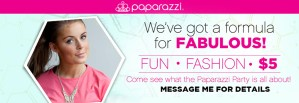Formula for Fabulous | Paparazzi Jewelry Facebook event image