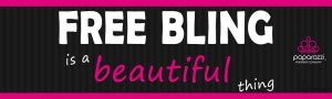 Free Bling is a beautiful thing | Paparazzi Jewelry facebook cover image