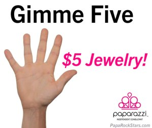 gimme five | Paparazzi Jewelry