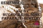 Buy your girl some jewelry month - Paparazzi graphics