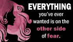 Other side of Fear quote