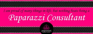I am a Paparazzi Jewelry consultant Facebook timeline image